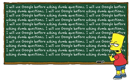 Bart Ask Google